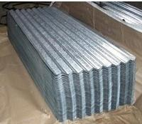 China JIS SGCC / SGCH / G550 hot dipped Steel Galvanized Corrugated Roofing Sheet / Sheets wholesale