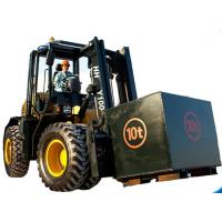 China 3.5t Diesel Engine Forklift Truck on sale