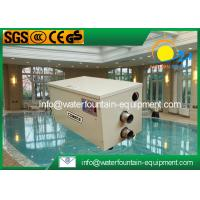 China 50Hz Electric Spa Heater For Circulation, Jacuzzi Hot Tub Heater CE Approved wholesale