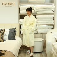 China MultiColor Hotel Quality Bathrobes Beautiful Design Fit Adult And Children wholesale