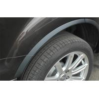 China AUDI 2010 Q7 Narrow Wheel Arch Flares , Plastic Round Over Fender Garnish wholesale