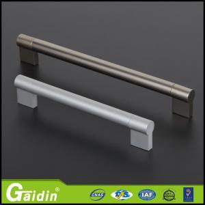 China modern aluminum furniture hardware cabinet accessory recessed door pull handles wholesale wholesale