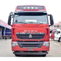 China Manual Howo 6x4 Prime Mover Tractor Truck With 351 - 450hp Strong Horsepower wholesale
