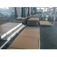 China 202 cold rolled stainless steel sheet 2B surface 0.5 - 3mm thick 1219x2438mm wholesale