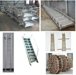 Quality Marine accommodation ladder, wharf ladder, rope ladder,ship embarkation ladder,ship draft ladder,gangway ladder for sale