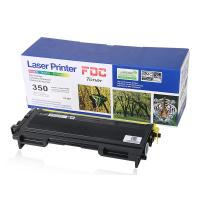 China TN350 2000 Laser Toner Ink Cartridge With 2, 500 Pages Yeild  Brother Compatible wholesale