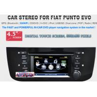 Quality Car Stereo for FIAT Punto Evo GPS SatNav DVD Player Headunit Radio Multimedia, Fiat Punto for sale