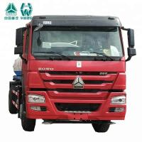 Buy cheap High Pressure 4000 Gallon Water Truck , Diesel Fuel Water Hauling Truck from wholesalers