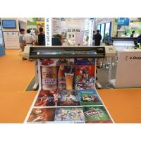 China Water-based 1.6M DX5 Eco Solvent Printer USB2.0 For Digital Vinyl  Printing wholesale