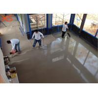 China Nontoxic Cementitious Concrete Floor Leveling Compound Good Tensile Strength wholesale