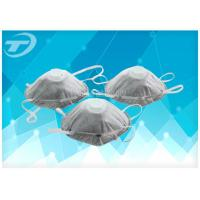Quality Eco Friendly N95 Face Mask , Nonwoven Soft Nuisance Dust Mask Customized Size for sale