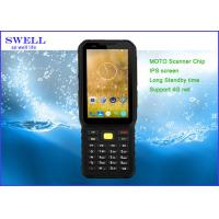 China OEM ODM Military Spec Scanner Rugged Nfc Dual Sim 4g Android 5.1 Phone With LTE WCDMA wholesale