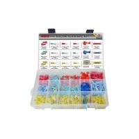 China 454 Pieces Nylon Terminal Kit , Auto Emergency Tool Kit wholesale