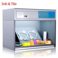 China Durable Tilo P60 6 Light Box Color Assessment Cabinet For Paper Package Printing wholesale