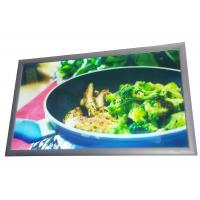 China Serving Counters Menu Lightboxes Displaying  for Restaurants and Food Service wholesale