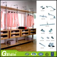 Buy cheap Factory wholesale price aluminum pole system high quality bedroom wardrobe from wholesalers
