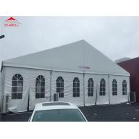 Water Proof UV Retardant Outdoor Event Tent For Hotel Catering / Cube Modular Tent House