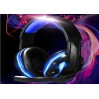 China Noise cancelling headphone SY711MV China Factory Braided Cable LED Light Up Gaming Headsets wholesale