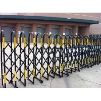 China Vehicle Access Control Manual Crowd Control Gate With Inter-Connectors wholesale