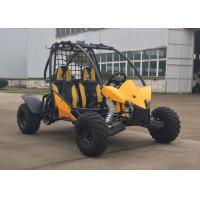 China Plastic Cover Dune Buggy for Funny Toy , Kids Gas Electric Go Kart Two Wheels Drive wholesale