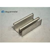 China Extruded Anodizing / Mill Finish Aluminium Window Profiles Aluminium Window Sections wholesale