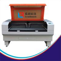 China CCD Leather Clothing Fiber Laser Cutting Machine For Plastic Material wholesale