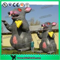China Decorative Inflatable Cartoon Characters Durable Inflatable Advertising Mouse wholesale