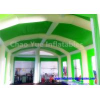 Quality 12x6m PVC Airtight Inflatable Air Tent for Outdoor event with Air Pump for sale