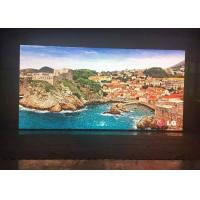 China Windows Indoor LED Video Wall USD 6999 Per Square Meter Better Raw Materials wholesale