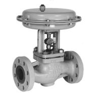 China Electric Pneumatic Control Valve Precision With Fisher 3582i Digital Positioner wholesale