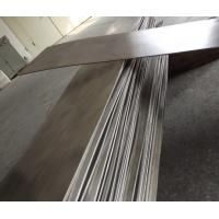 China 0.1mm Thickness NO2200 Nickel Alloy Plate With ASTM B127 Standard wholesale