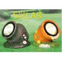 China Resin solar energy LED light wholesale