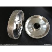 Buy cheap diamond convex carving grinding wheel,Convex Grinding Wheels from wholesalers
