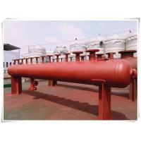 China Large Steel Water Storage Tanks , Stainless Steel Rainwater / Cold Water Storage Tanks wholesale
