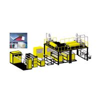 Quality Vinot Brand Air Bubble Film Machine Customization for Egypt With Different Size for sale