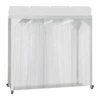 China 200W 300LX Cleanroom Clothes Storage Cabinet Stainless Steel wholesale