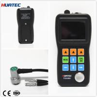 Buy cheap A Scan B Scan Thru Paint Ultrasonic Thickness Gauge Echo-Echo.Wall Thickness Gauge from wholesalers
