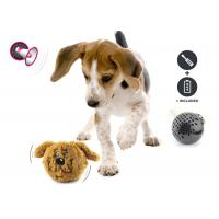 China Non Toxic Plastic Plastic Dog Balls Toys Motion Activated With Bouncy Tail wholesale