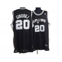 China nba san antonio spurs #20 ginobili jersey wholesale