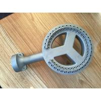 China Light Weight Aluminium Die Casting Parts Gas Stove Burner Easy Carry wholesale