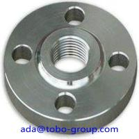 China Nickel201 Alloy Forged Steel Flanges / Weld Neck Flange Class 600 24'' wholesale