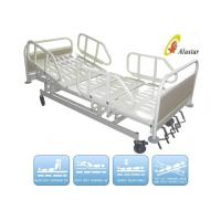 China 5 Function Metal Side Rail Medical Hospital Beds Manual Crank Bed (ALS-M501) wholesale
