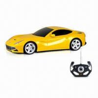 Buy cheap R/C Car Toys with Light and Battery (4 Channels) from wholesalers