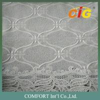 China Colorful PVC Lace Tablecloth Nice Surface Handle Soft With Much Designs Much Thickness wholesale