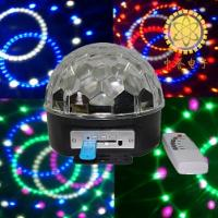 China Magic Crystal Ball Light Stage Light LED Crystal Light Crystal magic ball magic ball stage light KTV light bar LED lamp wholesale