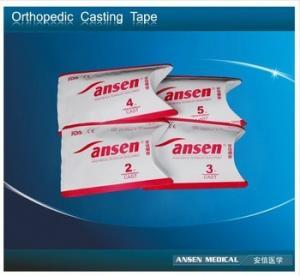 China Best fiberglass casting tape 4yd Fiberglass Orthopedic Casting Tape for Broken Bones wholesale