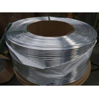 Quality Aluminum tube Alloy 1070 used for evaporator for sale