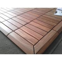China Cumaru Outdoor flooring wholesale