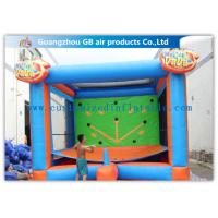 China Commercial Strong Inflatable Sports Games Throwing Toy Interactive Party Games on sale