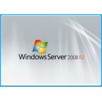 Buy cheap Genuine Microsoft Windows Server 2008 R2 Standard Retail Box Enterprise 25 Cals from wholesalers